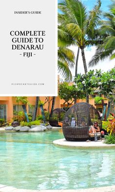 Plan your holiday to Denarau Island, Fiji with this complete travel guide to Denarau Island. Learn everything you need know about a trip to Denarau. Tonga, Fiji Island Resorts, Fiji Holiday, Beach Photography Friends, Fiji Beach, Lanai Island, Best Island Vacation, Fiji, Holiday Destinations