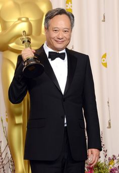 85th Annual Academy Awards -Ang Lee Best Director