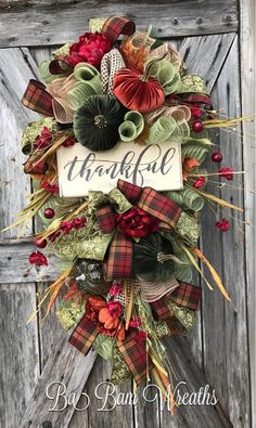 Fall Wreath Fall Swag Autumn Swag Autumn Wreath Rustic long one to run the length of mantle Thanksgiving Wreaths, Autumn Wreaths, Thanksgiving Decorations, Christmas Wreaths, Christmas Decorations, Wreath Fall, Fall Swags, Deco Mesh Wreaths, Door Wreaths