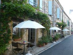 Restaurant La Bastide, Monpazier (traditional ingredients)