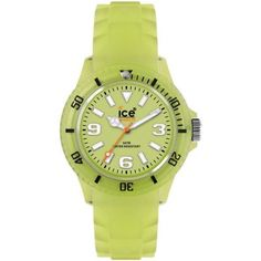 8d87204c75c4ac Ice Watch Watch Unisex Betty glow-glow yellow-Unisex in Jewelry   Watches,  Watches, Parts   Accessories, Wristwatches