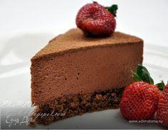 Едим Дома кулинарные рецепты от Юлии Высоцкой   Трюфельный торт рецепт 👌 с фото пошаговый