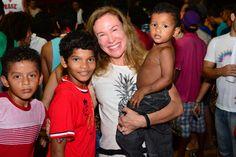 Prefeita Teresa Surita visita Festival das Araras  #pmbv #prefeituraboavista #boavista #roraima #teresa #surita #prefeita #teresasurita