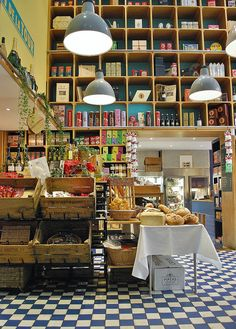 Le Pont de la Tour Foodstore | London