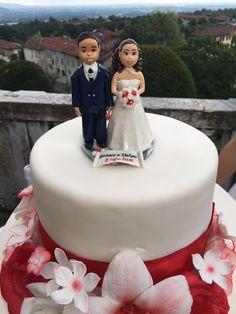 Cake Topper per il matrimonio della mia sorellina