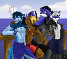Anime Wolf Furry | 1245225311.sapphwolf_groupshotdj.png