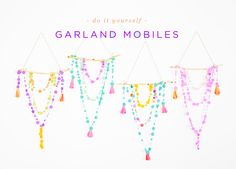 Garland Mobiles!