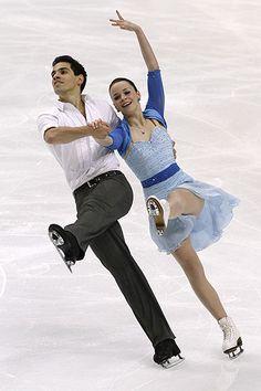 Anna Cappellini and Luca Lanotte