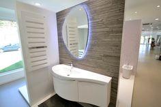 Mobile da bagno e specchiera a LED