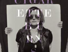 "Emily Wolfe: ""Cigarette Burns"" [USA] #emilywolfe #cigaretteburns #cigarette #track #rock #girlsrock #stream #austin"