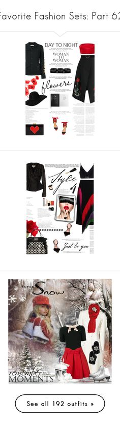 """""""Favorite Fashion Sets: Part 62"""" by majezy ❤ liked on Polyvore featuring Chicwish, Katie Ermilio, Dsquared2, Les Petits Joueurs, Givenchy, Vero Moda, Monki, Tina Frey Designs, Sloane Stationery and Romance Was Born"""