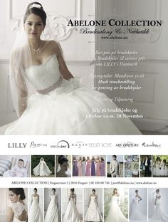 Bryllupsmagasinet annonse høst 2013 :)
