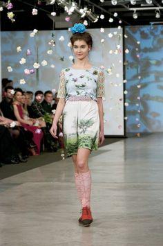 Riga Fashion Week. QooQoo collection.