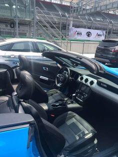 Interiores de piel en Ford Mustang