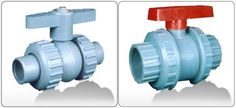 Union Type Assembly Screw_Plain End valve
