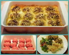 Mom's Porcupine Meatballs | # Beef/Roast/Steak/Hamburger | Pinterest ...