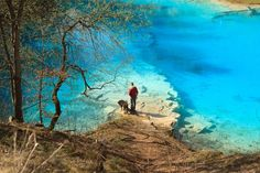 Wildes Deutschland: zehnmal Natur zum Staunen: Der Blaue See Rübeland, Sachsen-Anhalt