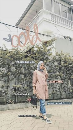 Hijab Fashion Summer, Modern Hijab Fashion, Street Hijab Fashion, Hijab Fashion Inspiration, Casual Hijab Outfit, Ootd Hijab, Girl Hijab, Hijab Fashionista, Sneakers Fashion Outfits