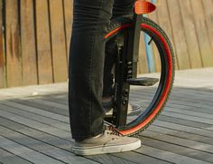 Experience The Thrill Of Riding On One Wheel With Lunicycle Pedal Ed Unicycle