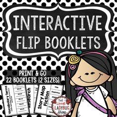 Interactive Flip Booklets