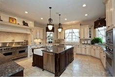 Dream Kitchen. Beautiful and spacious!