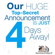 Our Biggest Announcement Ever is Coming Monday. 2/3/14 #Inventors #Entrepreneurs #Innovators