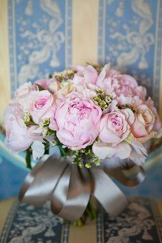 Wedding flowers. love.