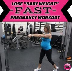 You don't have to gain a ton of weight during pregnancy. If you exercise you won't and you will feel great.  Here is a safe and effective pregnancy workout to try that you can do all the exercises at home and are safe during all trimesters.  http://michellemariefit.publishpath.com/lose-baby-weight-fast-with-this-prenatal-workout