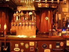 Horse Brass Pub (Portland, OR) - Oldest Pub in Portland.