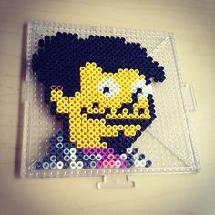 Dr. Nick Riviera - The Simpsons perler beads by smargetts
