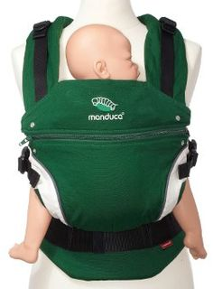 III - Manduca Baby carrier in green