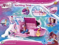 320 PCS WINX /25321/ YACHTING TIME  st