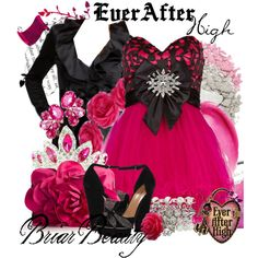 """Ever After High : Briar Beauty"" by missm26 on Polyvore"
