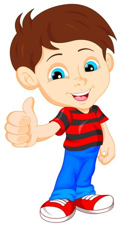 Find cartoon boy stock images in HD and millions of other royalty-free stock photos, illustrations and vectors in the Shutterstock collection. Art Drawings For Kids, Disney Drawings, Drawing For Kids, Cartoon Drawings, Drawing Ideas, Cartoon Boy, Cute Cartoon, Clipart Boy, Page Borders Design