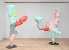 """The Austrian artist Franz West, who has died aged 65 after a long illness, was profoundly impressed as a teenager by a trip to Rome, where public sculptures and fountains are social settings and not just precious artefacts divorced from everyday reality. He later related this interactive quality to the public's participation in his own work, which he described as like """"sitting in the art. Like a goal of sitting in the clouds, sitting in the art consuming life."""""""