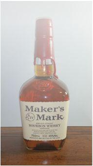 Makers Mark, Bourbon, Bourbon Whiskey