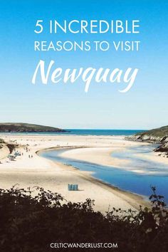 5 Incredible Reasons To Visit Newquay, Cornwall - Newquay in Cornwall is one the best seaside resorts England has to offer. Let me tell you why you should visit this popular and affordable destination on Cornwall's northern coast. Cornwall England, Yorkshire England, Yorkshire Dales, Devon England, Oxford England, London England, Skye Scotland, Highlands Scotland, British Beaches