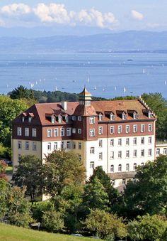 Lake Constance (Bodensee) - Salem Castle - Germany