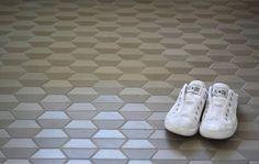 Heath Ceramics - Dwell Patterns Tile for the floor? Heath Tile, Heath Ceramics, Tile Patterns, Kitchen Flooring, Tile Floor, House Design, Tile Ideas, Floors, Kitchen Ideas