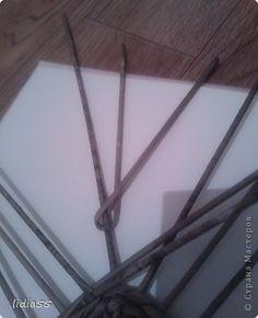 Декор предметов Поделка изделие Плетение Роспись несколько работ за долгое отсутствие   Краска Трубочки бумажные фото 12