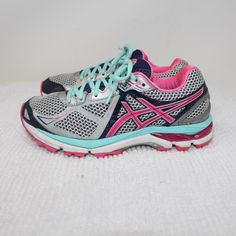 quality design 5c63a fbe17 Asics Shoes   Asics Gt 2000 V3 Running Shoes Sneakers Size 6.5 D   Color   Pink White   Size  6.5