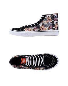 VANS High-Tops. #vans #shoes #high-tops