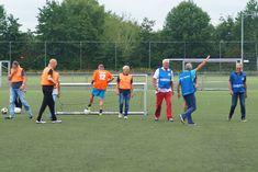 Veel belangstelling voor de start Walking Football