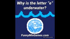 """WHY IS THE LETTER """"e"""" UNDERWATER?  This is an easy strategy to help kids understand that some letters are silent.    Children can even say the sounds (phonemic awareness) and count the letters!  This is a great way to teach kids that just because there are 4 letters, that doesn't mean there are 4 sounds.  Check out these 3-and-4 letter Phonics Superheroes and Activate Your Child's Reading Powers today!  Readventuresgames.com  #kindergartenreading #kindergarten #1stgrade #2ndgrade  #literacy… Teaching Phonics, Phonics Activities, Kindergarten Activities, Teaching Kids, Kids Learning, Reading Games, Reading Skills, Letter E, Phonemic Awareness"""