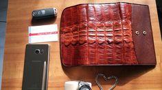 Classic alligator crocodile long wallet clutch purse Long Wallet, Clutch Wallet, Crocodile, Leather Shoes, Purses, Classic, Leather Dress Shoes, Handbags, Derby