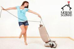 Playlist para limpar a casa