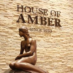 House of Amber - Our shop in The Venetian, Macau