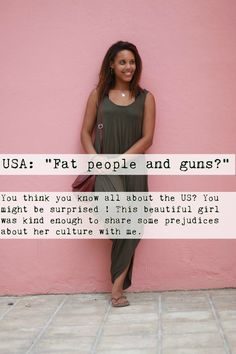 """""""We´re all fat and have guns? Cultural Diversity, Fat, America, Culture, Country, People, Blog, Rural Area, Blogging"""