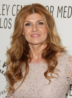 Connie Britton, Major hair envy! If only I could be a red head!