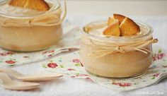 Neus cocinando con Thermomix: Natillas de galletas maría